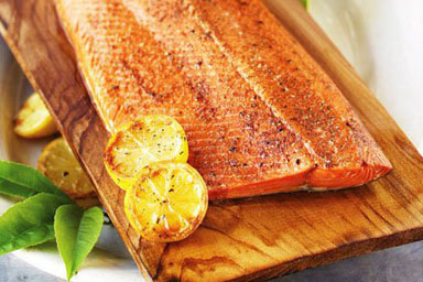 Whole-Sides Coho Salmon