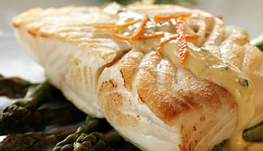 Wild Halibut Fillets