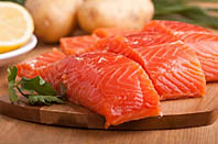 Sockeye Salmon Gift of Good Health