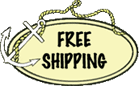 free shipping on your Alaskan seafood order!