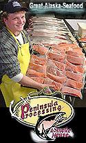 Great Alaska Seafood, Soldotna, Alaska