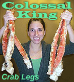 Colossal Crab Legs