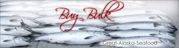 Bulk Buys on Great Alaska Seafood