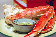 Wild Alaska King Crab