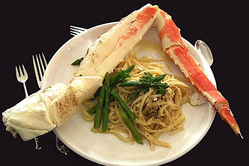 SUPER Colossal King Crab Legs®