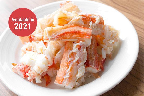King Crab Leg (Merus) Meat