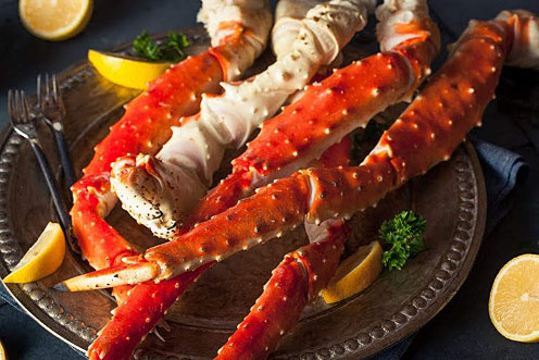 Colossal King Crab Legs®