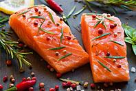 Sockeye Salmon Fillets