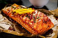 Boneless-Skinless Red King Salmon Fillets
