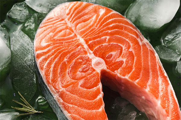 King Salmon Steaks