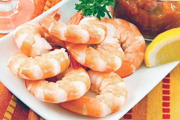 Wild Gulf Shrimp