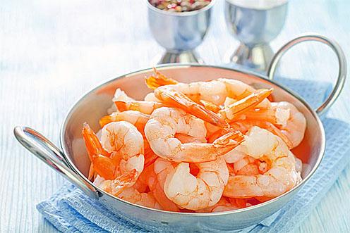 12-15 ct Sweet Pink Shrimp