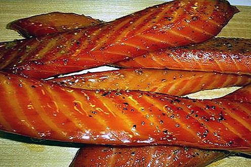 Save On Honey-Smoked Coho Salmon Strips