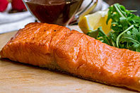 Traditional Smoked Coho Portions