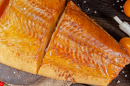 Honey-Smoked Sablefish
