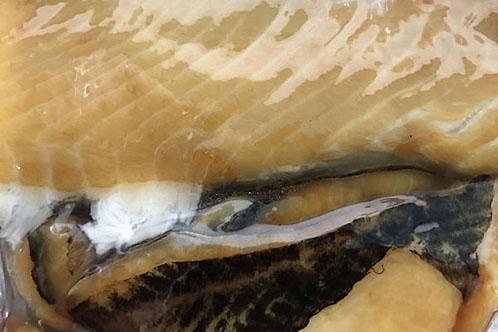 Smoked Sablefish Strips