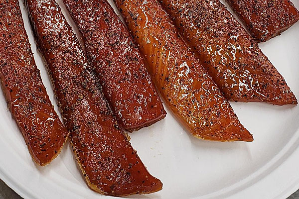Honey-Smoked Smoked Sockeye Portions