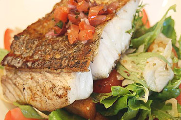 how to cook ling fish fillets
