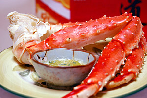 Alaska Red King Crab