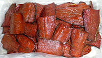 Smoked Sockeye Salmon Portions