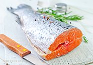 Coho Salmon Tail Roasts