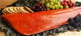 Whole Smoked Salmon Side Fillet