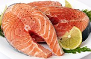 Coho Salmon Steaks