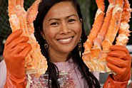 Colossal Size Golden King Crab Legs