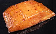 Smoked Alaska White King Salmon