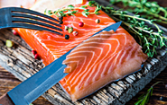 Smoked�Kalgin Island King Salmon