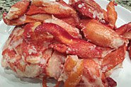 Packaged Lobster Meat