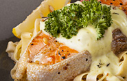 Lemon Caper Salmon Sauce