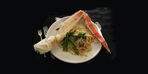 Colossal Size  Alaska King Crab Legs