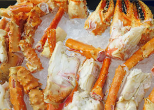 Colossal King Crab Pieces