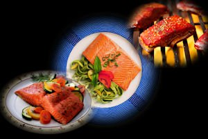 Wild Salmon Trio Special Offer