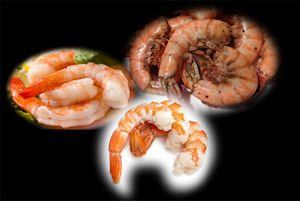 Wild Shrimp Trio Special Offer