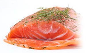 Smoked Alaska Coho (Silver) Salmon