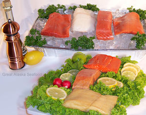 Fisherman's Special Seafood Gift
