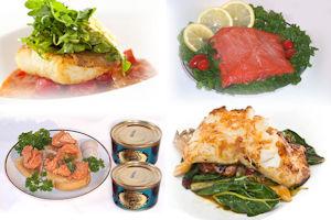 Alaska Variety Seafood Gift Pack