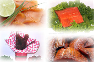 The Ultimate Smoked Salmon Gift