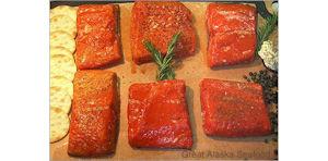 Alaska Variety Smoked Salmon Gift