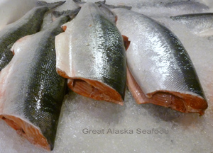 Whole Alaska Sockeye Salmon