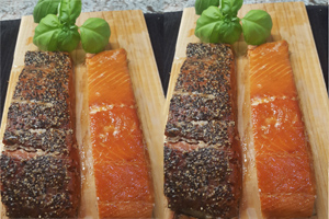 Maplewood Smoked Salmon