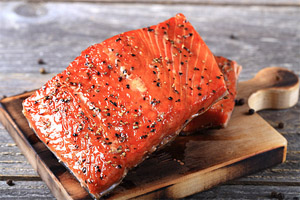 Giftbox Honey Smoked Sockeye