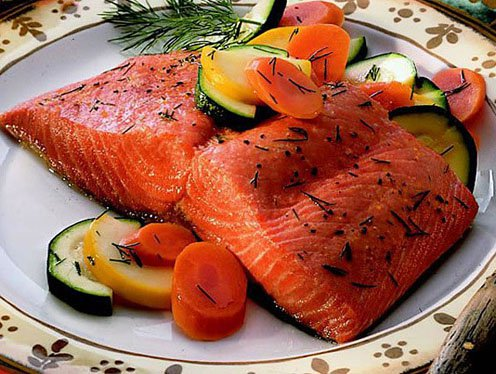 Wild Alaska Salmon from our Pure, Cold Waters | Great Alaska