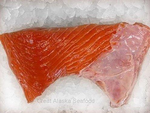 Sakai-Cut King Salmon Fillet