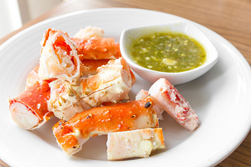 King Crab Pieces