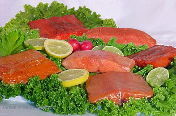 Salmon Run Gift