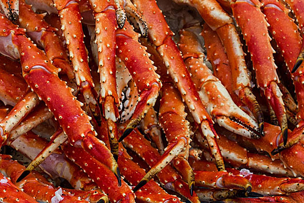 Colossal King Crab Legs™ & Claws
