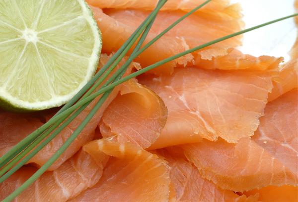 Cold Smoked Salmon (Lox)